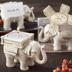ของชำร่วยเทียนช้าง ตัวแทนแสงสว่างในสัญลักษณ์ความเป็นไทย